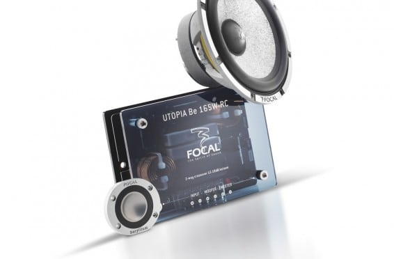 Focal Elite Utopia Be 165 WRC