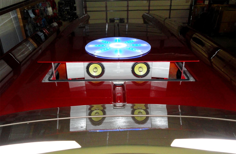 Iron Man Boat Focal America