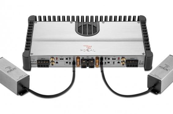 Focal Elite Amplifiers Power Symmetric FPS 4160 HighCap