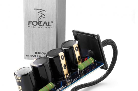 Focal Elite Amplifiers FPS Power Symmetric HighCap