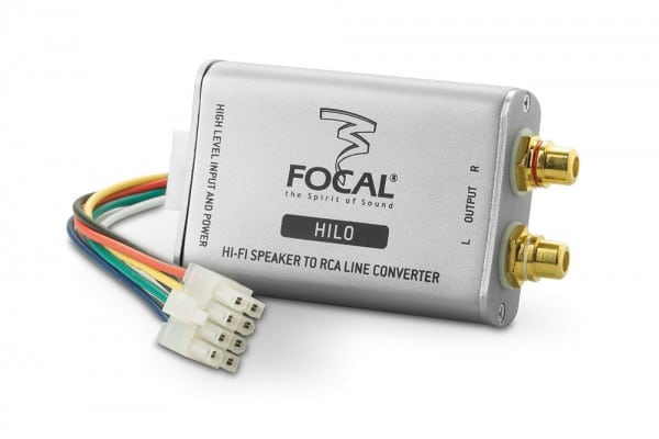 Focal Accessories HILO