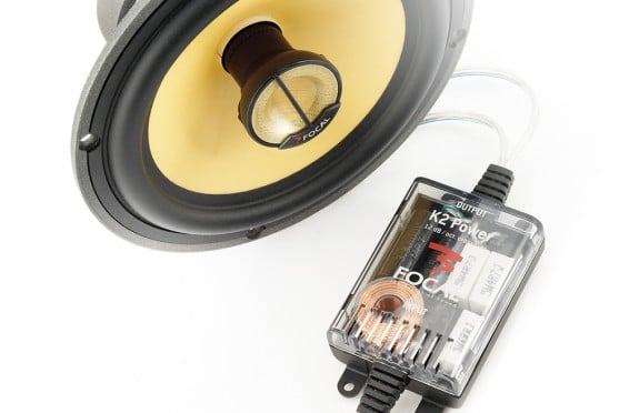 Focal K2 Power 165 KRC 6.5-Inch Coaxial Speaker Kit