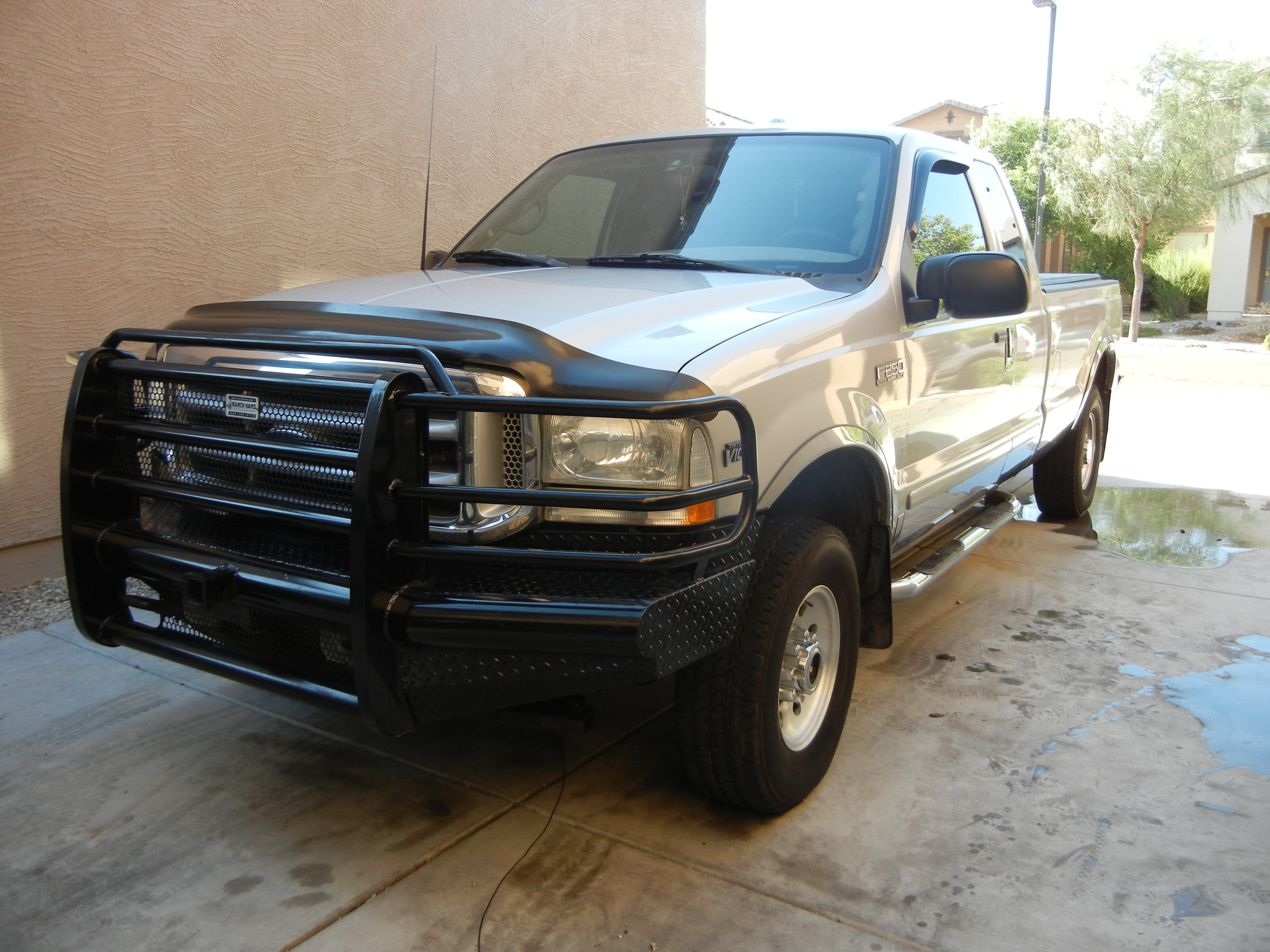 Tulsa Ford Dealers >> 2002 Ford F250 | Focal America
